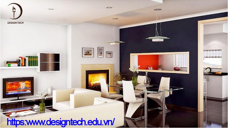 Thiết kế nội thất tại Hoài Đức