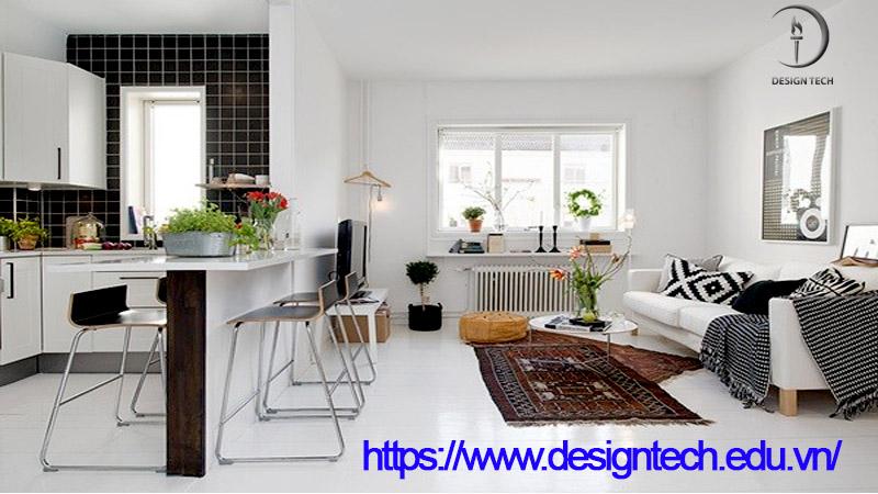 Thiết kế nội thất tại Hà Đông