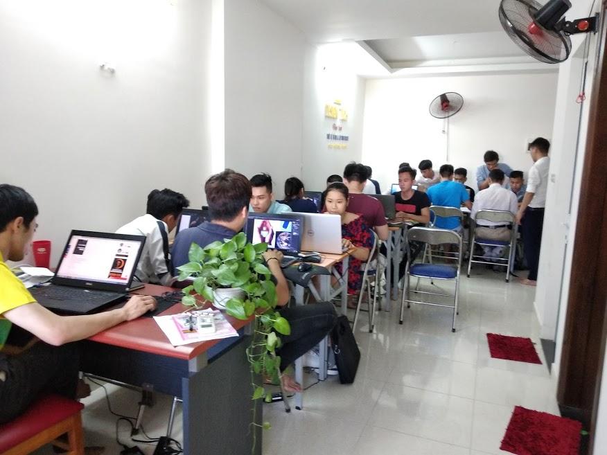 Khóa học corel cấp tốc tại Hà Nội