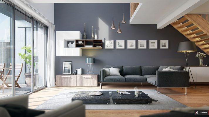 Thiết kế nội thất tại Thanh Oai
